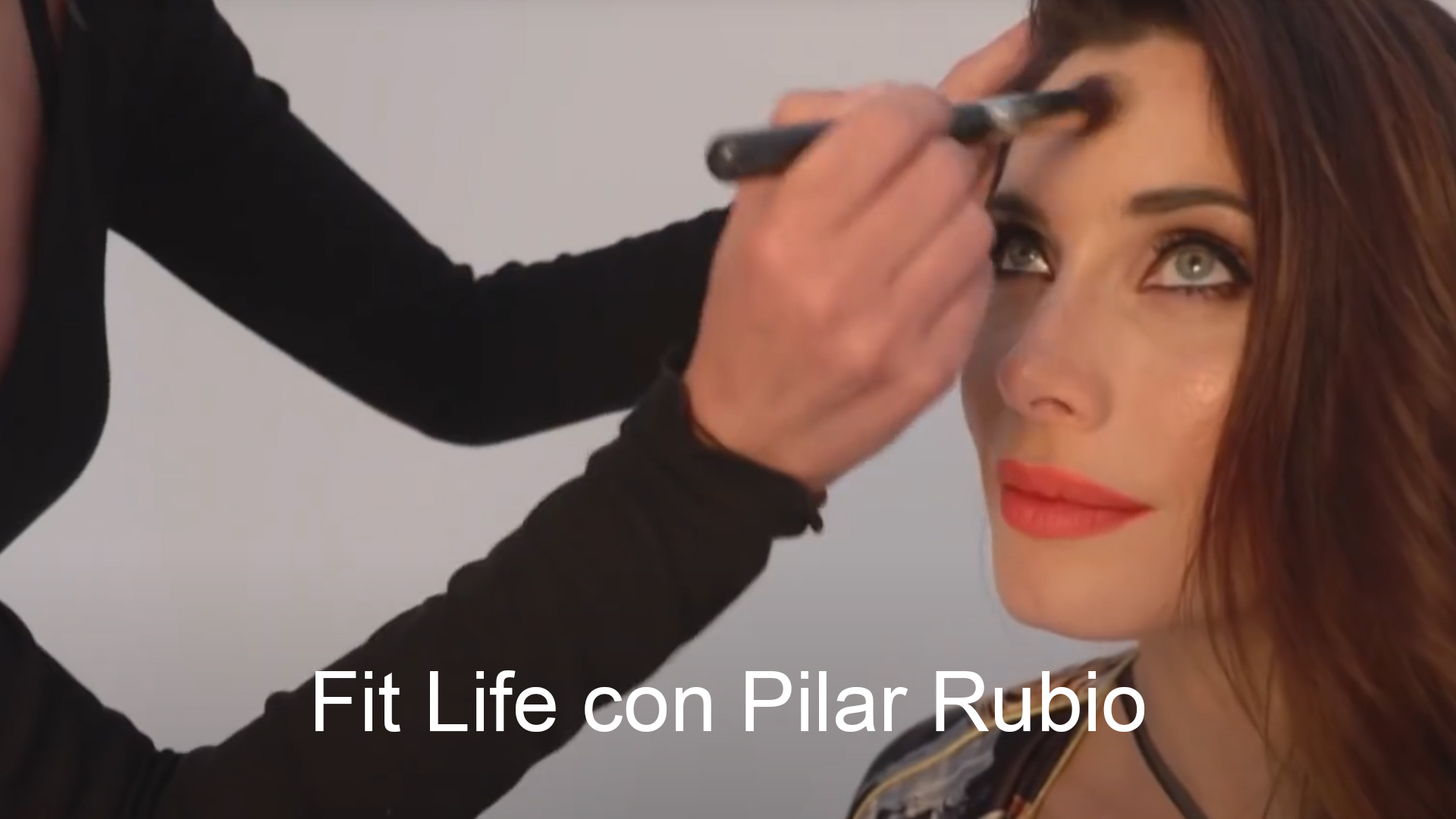 Fit Life con Pilar Rubio