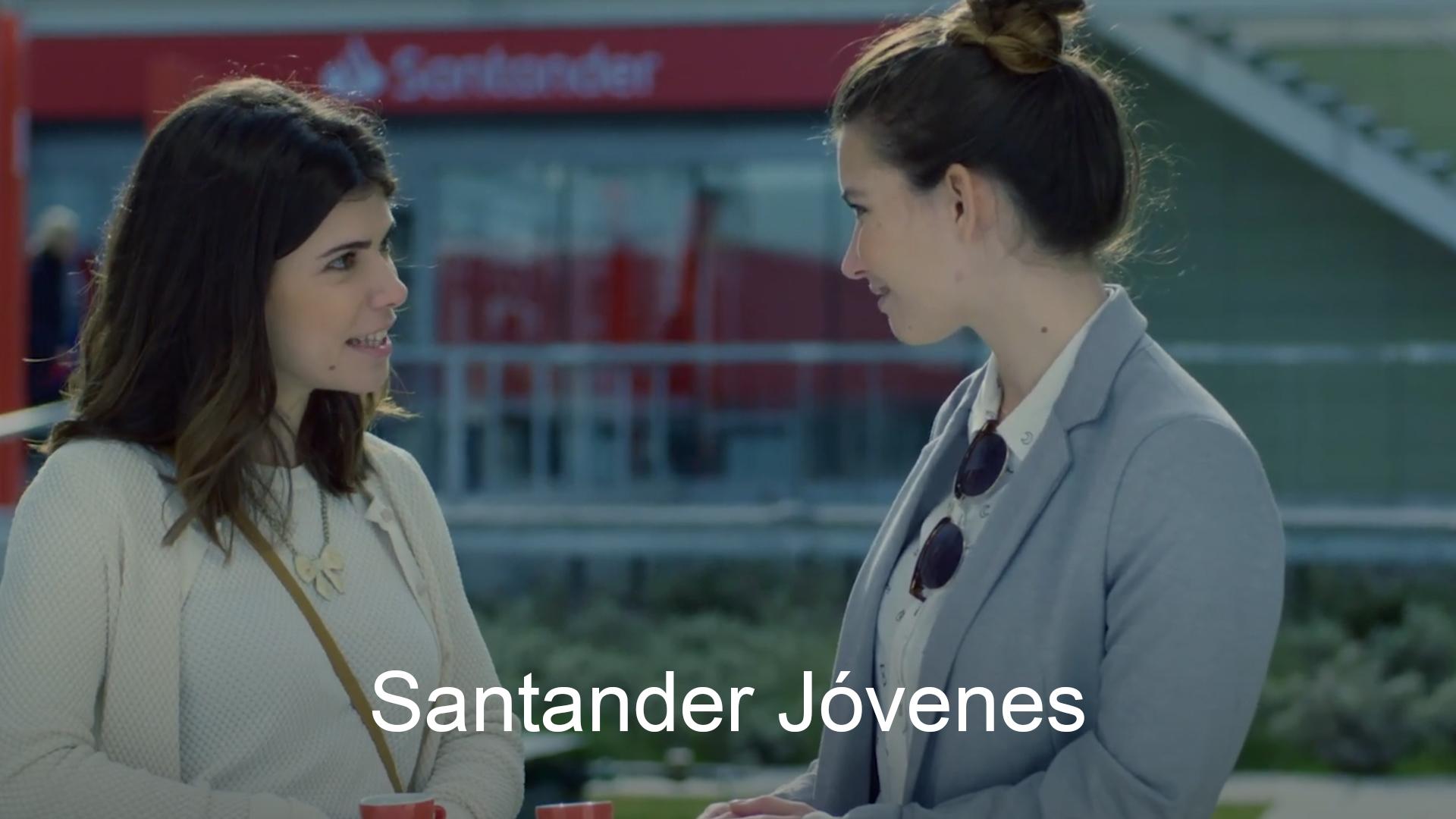 Spot Santander Jóvenes
