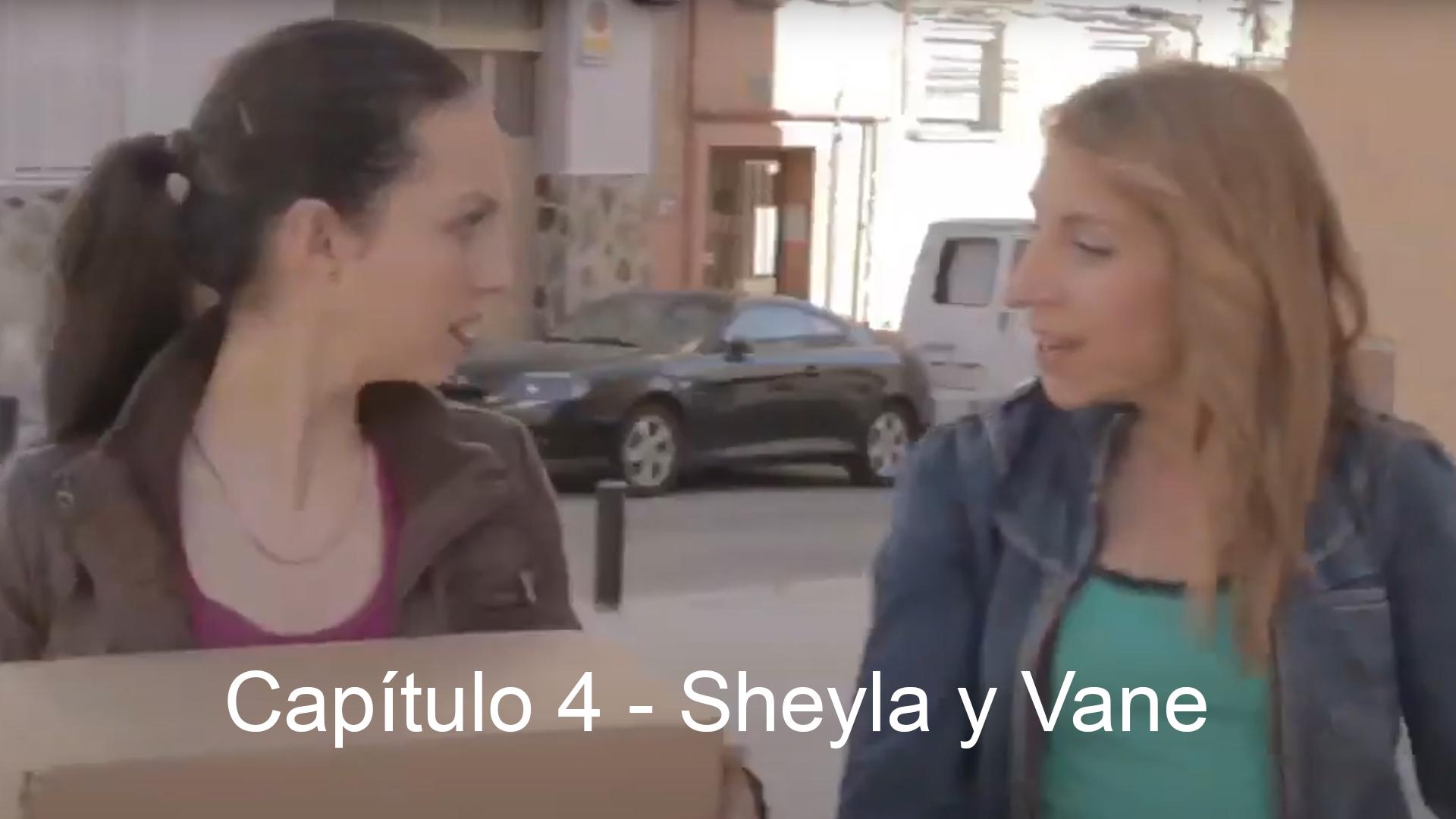 Sheyla y Vane